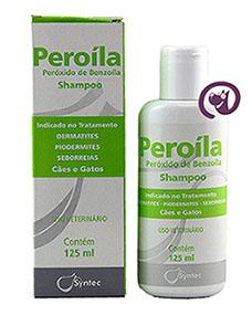 Imagem Peroíla Shampoo (Peróxido Benzoíla) 125ml