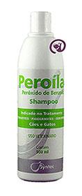 Imagem Peroíla Shampoo (Peróxido Benzoila) 500ml