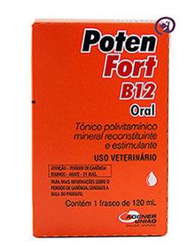 Imagem Potenfort B12 Oral 120ml