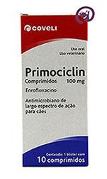 Imagem Primociclin 100mg c/ 10 comprimidos