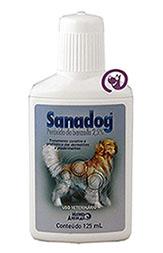 Imagem Sanadog Shampoo 125ml