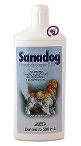 Imagem Sanadog Shampoo 500ml