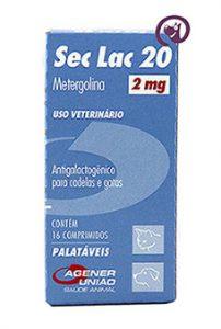 Imagem Sec Lac 20 (2mg) 16 comprimidos
