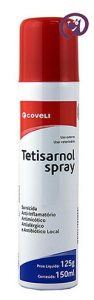 Imagem Tetisarnol Spray (125g) 150ml