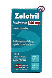 Imagem Zelotril 150mg 12 comprimidos