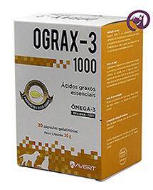 Imagem Ograx-3 1000 30 cápsulas