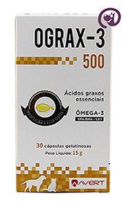 Imagem Ograx 500 30 cápsulas