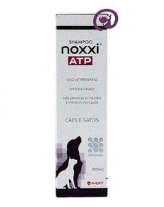 Imagem Noxxi Shampoo ATP Dermatológico Cães e Gatos 200ml