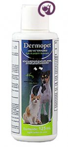 Imagem Dermopet 125ml Shampoo Cães e Gatos