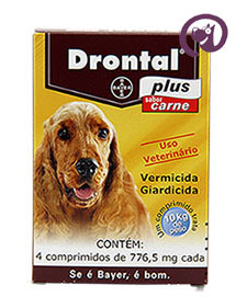 drontal plus bula giardia)
