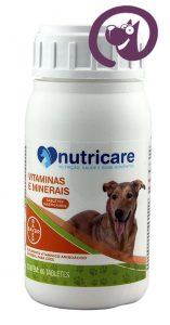 Imagem Nutricare Vitaminas e Minerais 60 tabs