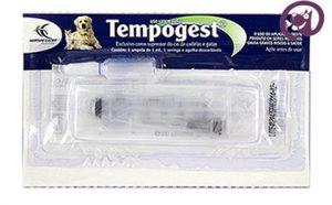 Imagem Tempogest 1ml Inibidor Cio em Cadelas e Gatas