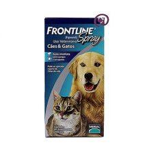 Frontline Spray – antiparasitário para adultos e filhotes