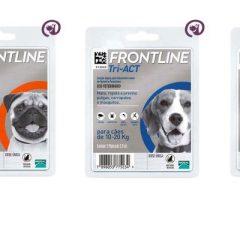 Frontline Tri-Act – nova fórmula com repelente de mosquito