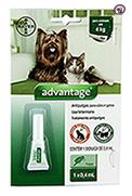Imagem Advantage Cães e Gatos até 4kg