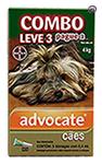 Imagem COMBO Advocate Cães até 4kg 0,4ml