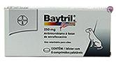 Imagem Baytril Flavour 250mg 6 comp (Antibiótico Cães)
