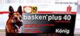 Imagem Basken Plus 40 c/ 4 comp