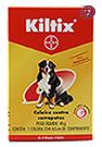 Imagem Coleira Kiltix G 65cm (Anti-carrapatos cães)