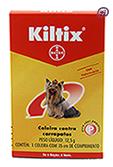 Imagem Coleira Kiltix Peq 35cm (Anti-carrapatos cães)