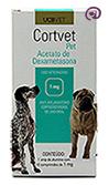 Imagem CortVet Pet 1mg 10 comp Anti-inflamatório Cães