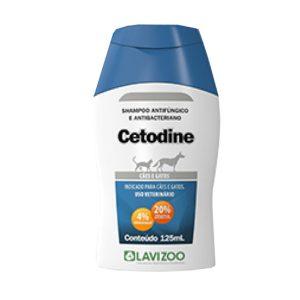 Imagem Cetodine Shampoo 125ml