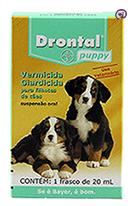 Imagem Drontal Puppy Suspensão 20ml (vermífugo oral cães)