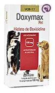 Imagem Doxymax Pet 100mg 14 comp Antibiótico Cães