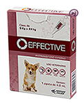Imagem Effective Cães 9 a 24kg 4ml Antipulgas Carrapatos