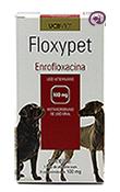 Imagem Floxypet 100mg 6 comp Antibiótico Cães