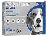 Imagem Frontline Tri-Act 10 a 20kg 2ml 3 pipetas