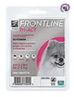 Imagem Frontline Tri-Act 2 a 5kg 0,5ml