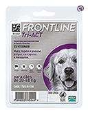 Imagem Frontline Tri-Act 20 a 40kg 4ml