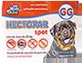 Imagem Hectopar Antipulgas Cães GG Acima 25 kg
