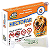 Imagem Hectopar Antipulgas Cães G 10 a 25kg