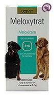 Imagem Meloxytrat 2mg 10 comp Anti-inflamatório Cães