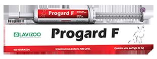 Imagem Progard F 5g Vermífugo