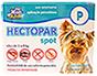 Imagem Hectopar Antipulgas Cães P 1 a 4kg