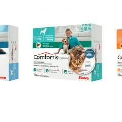 Comfortis – Antipulgas oral de rápida ação